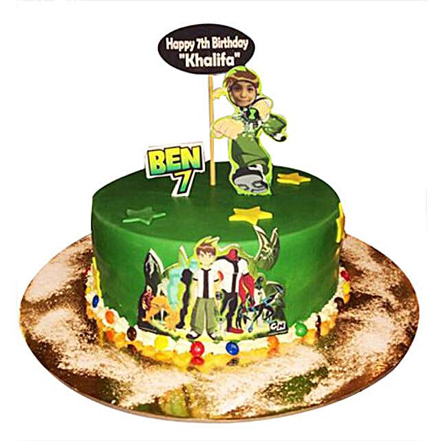 Ben Ten Cakes