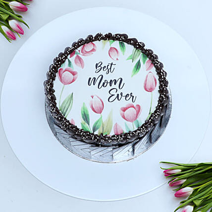 Best Mom Ever cake:Cake Delivery In UAE