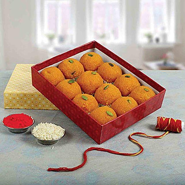 Bhai Dooj Sweetness:Send Bhai Dooj Gifts to UAE