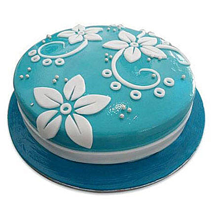 Blooming Delight Cake