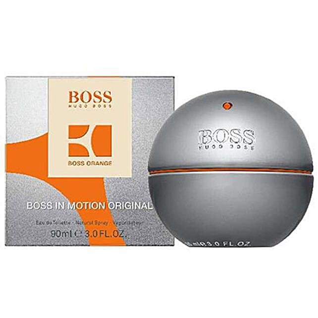 Boss in Motion by Hugo Boss for Men EDT