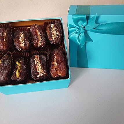 Box of Dates Stuffed with Dry Fruits