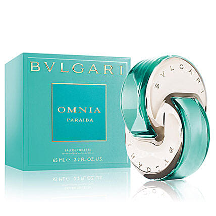 Bvlgari Omnia Paraiba for Women EDT