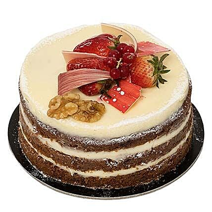 Carrot Cake:Gifts for Husband in UAE