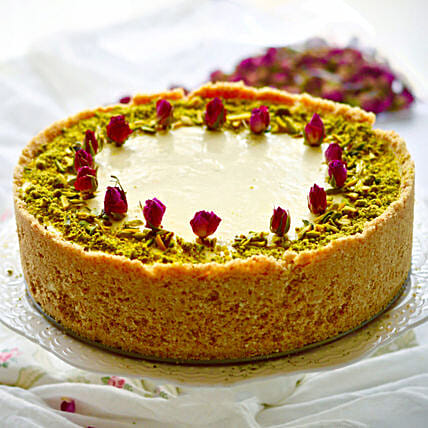 Cheesecake With Gulabjamun Stuffing:Cheesecakes Delivery in UAE