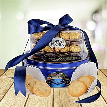 Choco Cookie Delight:Send Ramadan Gifts to UAE