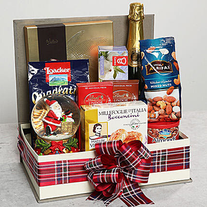 Chocolate and Wafer Hamper