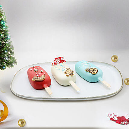 Christmas Cake Pops:Christmas Gifts For Her in UAE