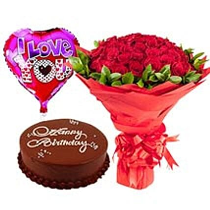 Classic Birthday Collection:Same Day Flower Delivery in Ras Al Khaimah