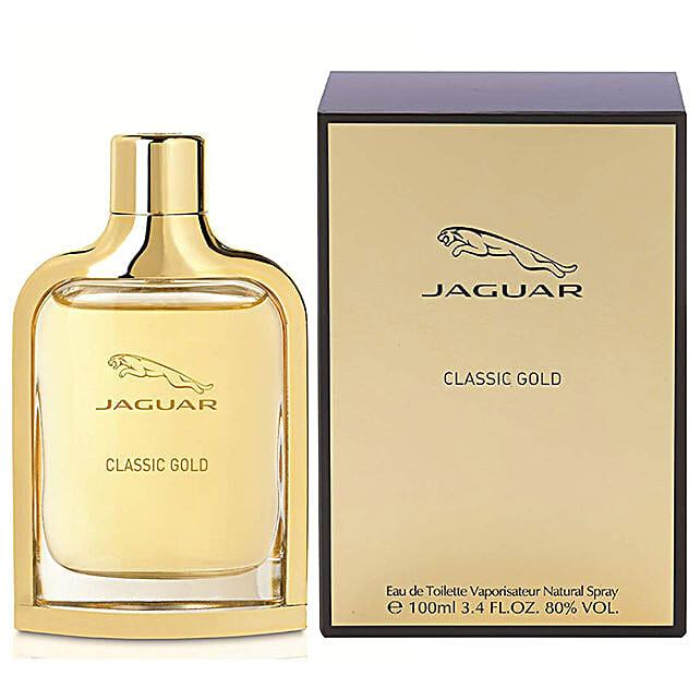 Classic Gold Edt By Jaguar For Men 100 Ml