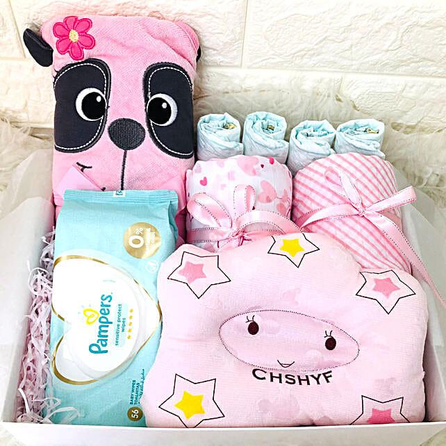 Cute Baby Gift Hamper