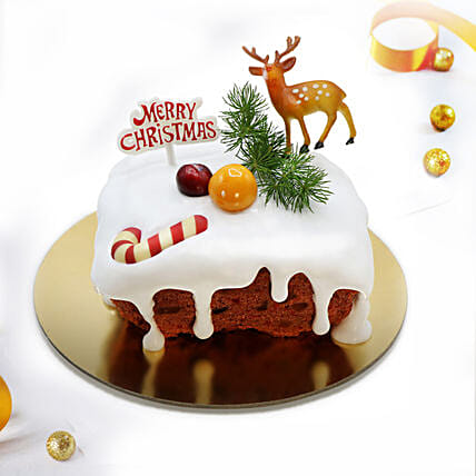 Delicious Christmas Pudding