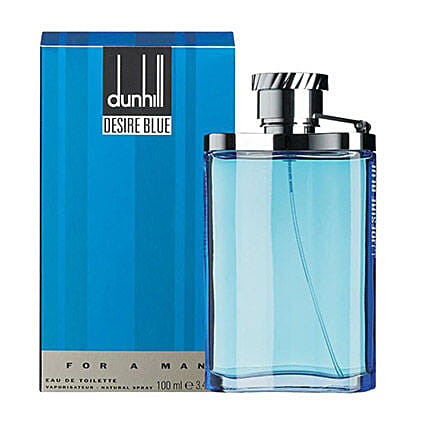 Desire Blue by Dunhill for Men EDT