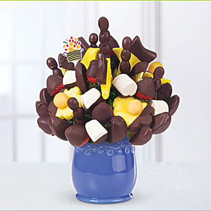 Dipped Fruit Bouquet