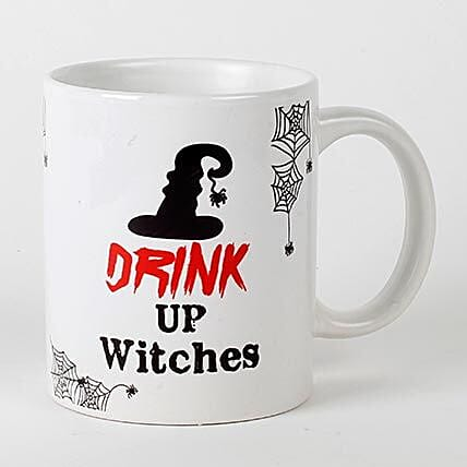 Drink Up Witches Mug