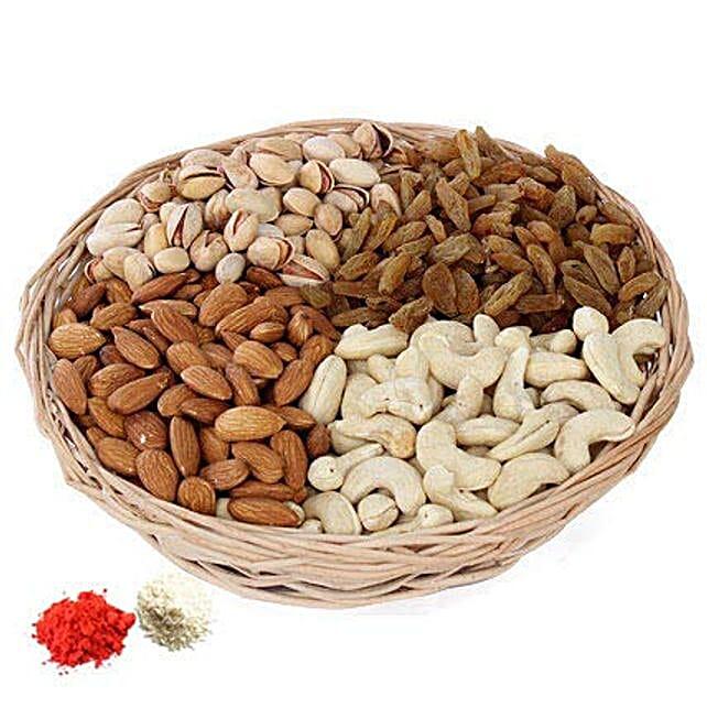 Dry Fruits Mix for Bhai Dooj:Send Dry Fruits to UAE