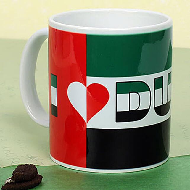 Dubai Patriotic Mug