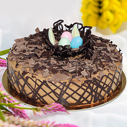 Easter Nest Chocolate Cake Online