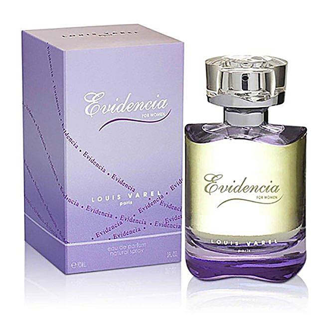 Evidencia EDP For Women 100 ml