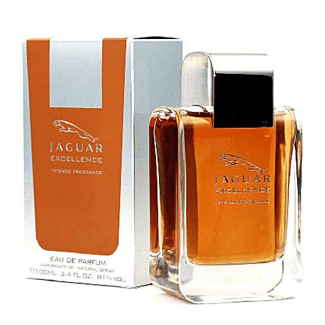 Excellence Intense by Jaguar for Men EDT