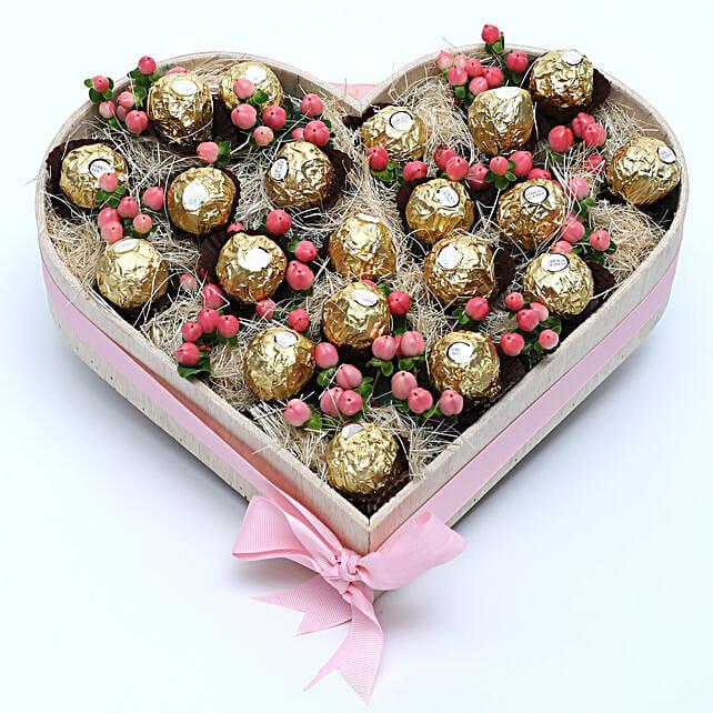 Sweet Love For Newborn Gift Hamper:Send Chocolate to UAE
