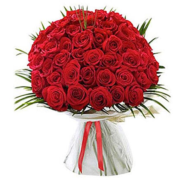 Garden of Roses 40 Stems