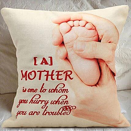 Greatest Mom Cushion:Personalised Cushions to UAE