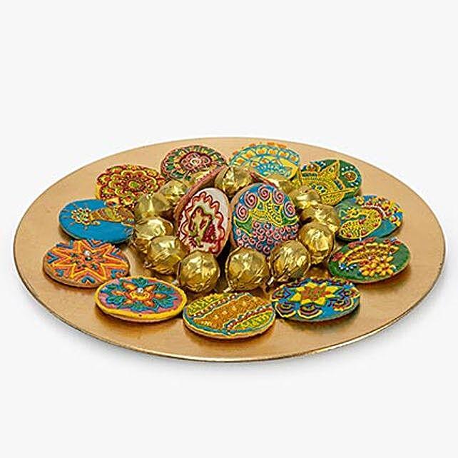 Handmade Cookie Plate
