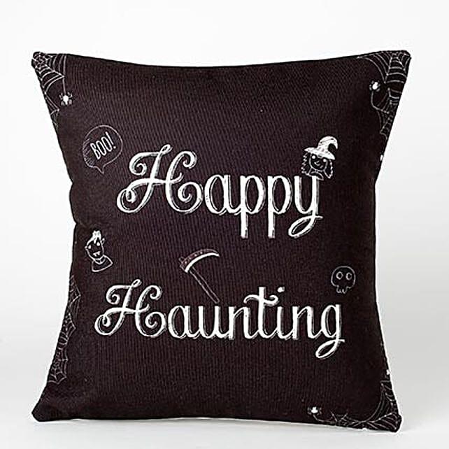 Happy Haunting Cushion