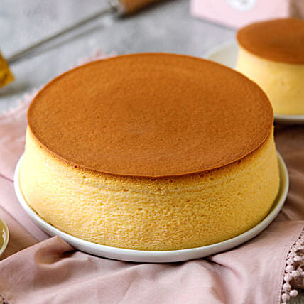 Japanese Cheesecake Vanilla 8 Portion