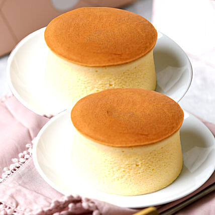 Japanese Cheesecake Vanilla Mono