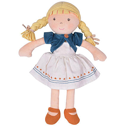 Lily Bonikka Organic Dolls 32cm in a box