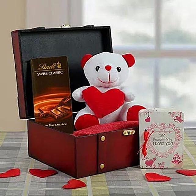 Love Treasure Box