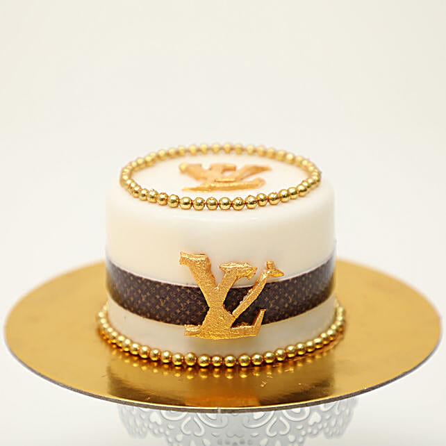 LV Mono Cake