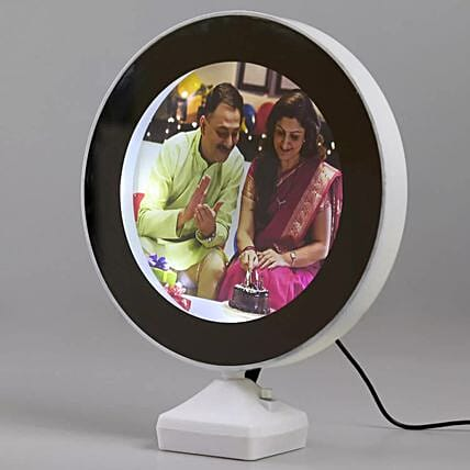 Magical LED Photo Frame:Personalized Gifts Dubai UAE