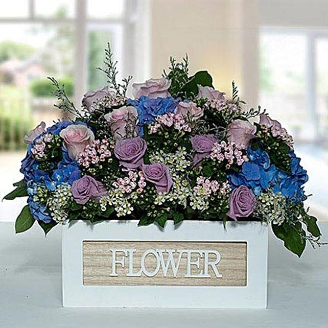 Magnificent Royal Flowers Arrangement