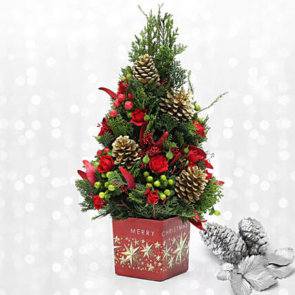 May Your Days Be Merry and Bright:Christmas Flowers in UAE