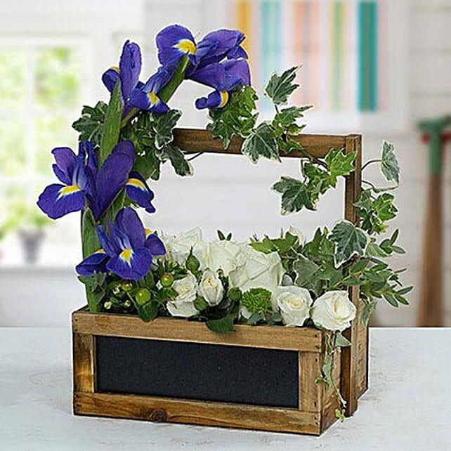 Mind Blowing Exotic Flower Arrangement