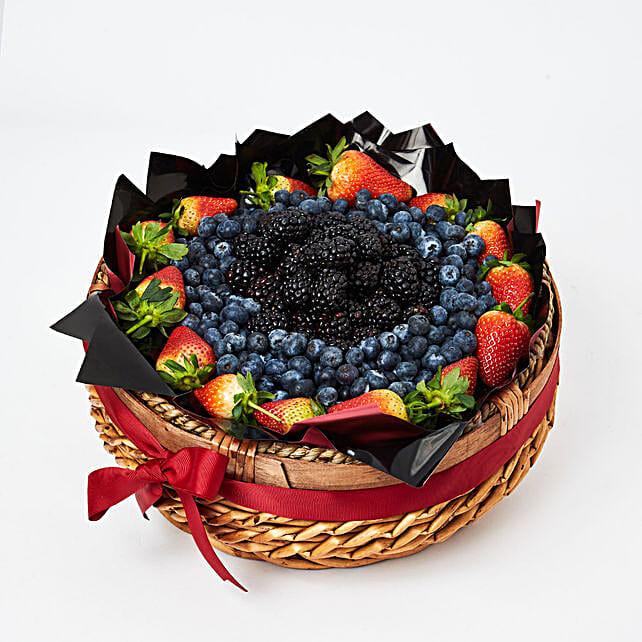Mix Berries Basket