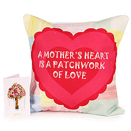 Mothers Heart Love:Mother's Day Cushions to UAE