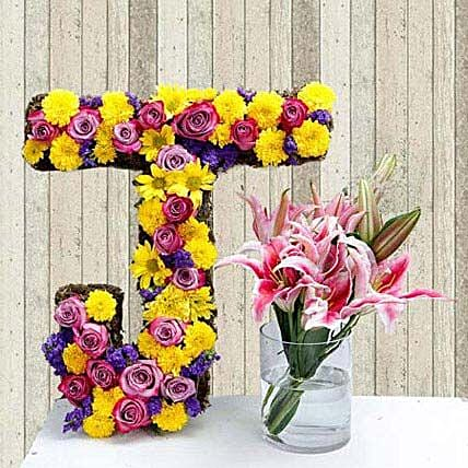 Overwhelmed Floral Arrangement
