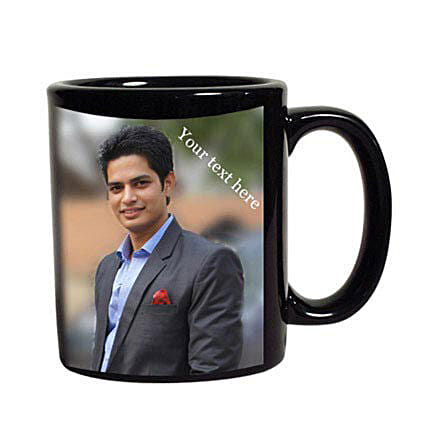 Personalised Photo Mug:Send Propose Day Gifts to UAE