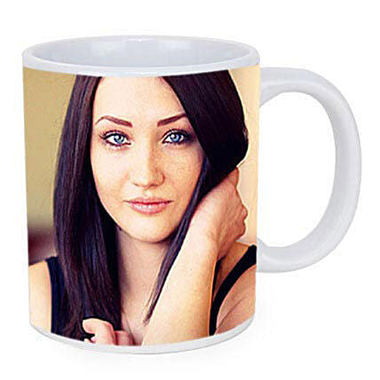 Personalized Mug For Her:Karwa Chauth Presents to UAE