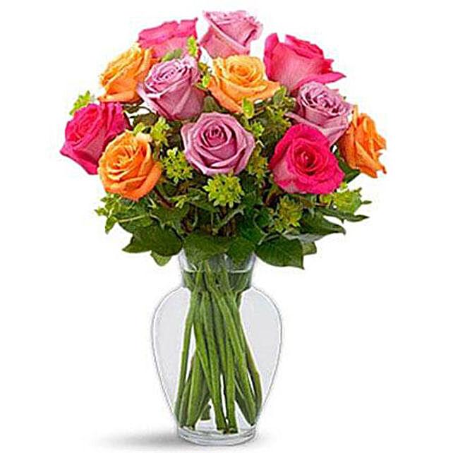 Pure Enchantment Rose Bouquet