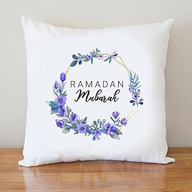 Ramadan Mubarak Cushion Online