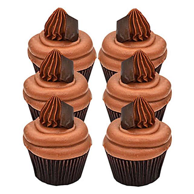 Ravishing Chocolate Cupcakes