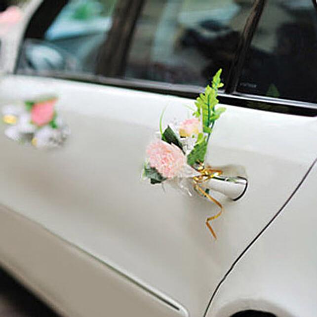 Royal Car Decoration