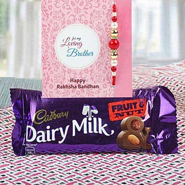 Royal Rakhi N Chocolate