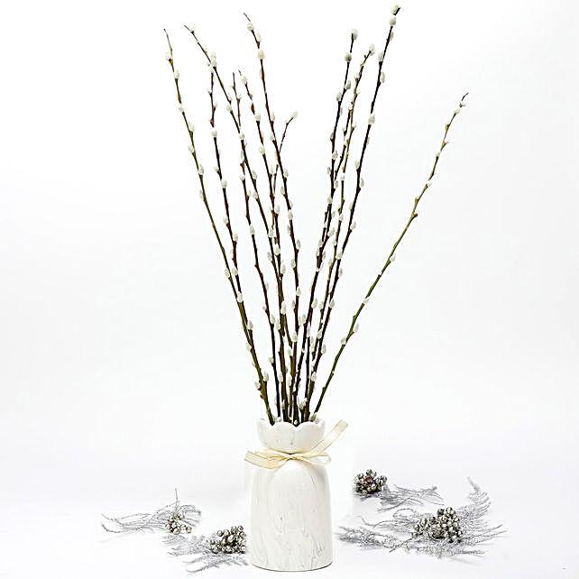 Salix Vase Arrangement