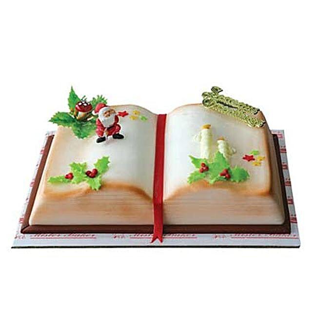 Santa Book:Designer Cake Delivery in UAE